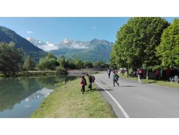 Circuit routier de Vielle-Aure (photo : Mérignac Roller Sports)