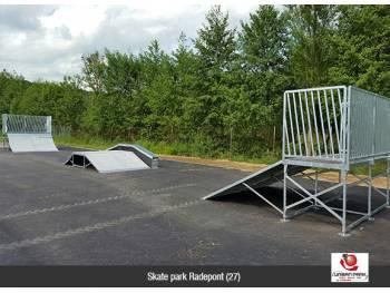 Skatepark de Radepont