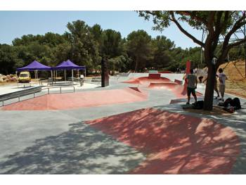 Skatepark d'Istres
