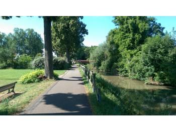 Voie Verte du Canal de la Bruche