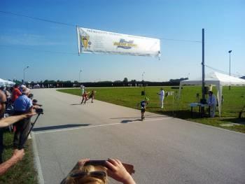 Circuit routier de roller de Bagnoli Di Sopra