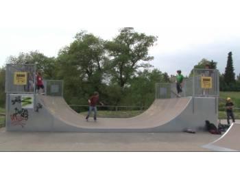 Skatepark de Valbonne
