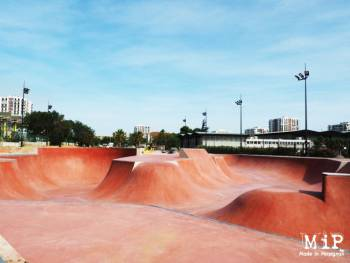 Skatepark du Moulin à vent de Perpignan