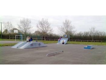 Skatepark de Jouy-le-Potier