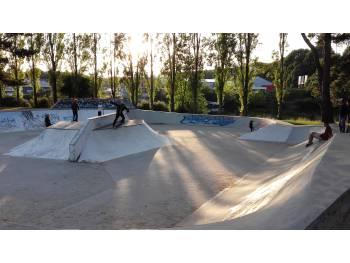 Nouveau skatepark
