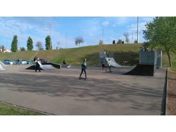 Skatepark d'Hagondange