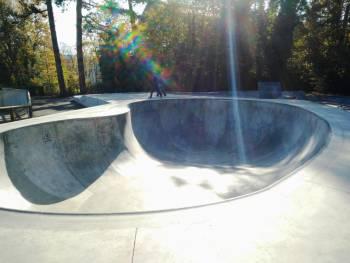 Skatepark de Meudon