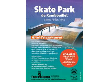Skatepark de Rambouillet