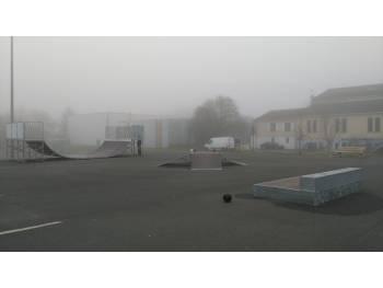 Skatepark de Fontaine-le-Comte