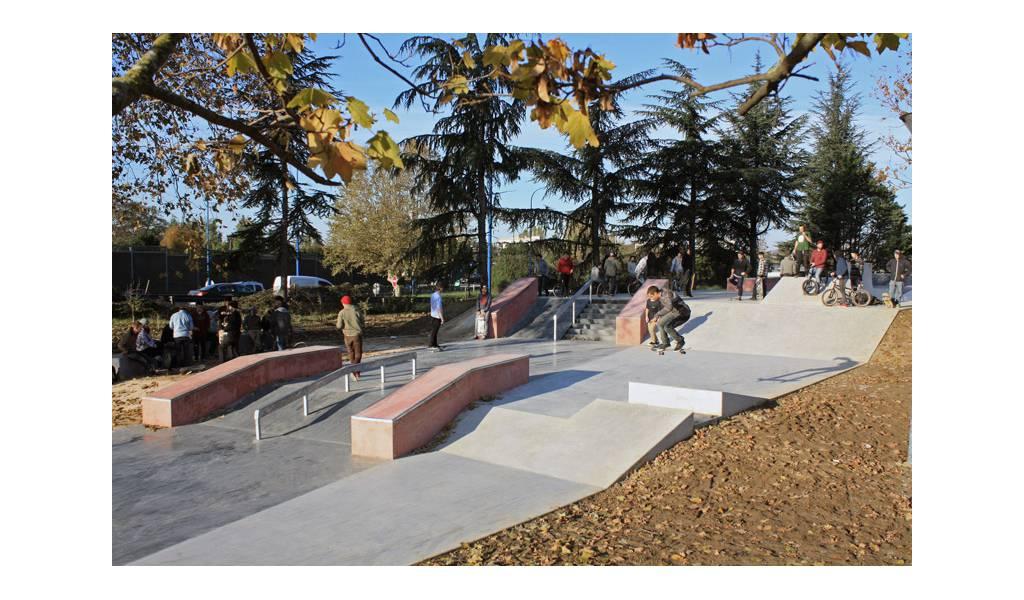 skatepark toulouse