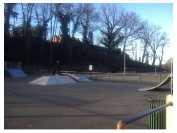 Skatepark de Carsac (Francia)