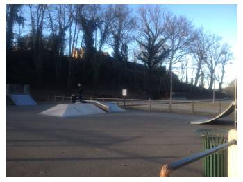 Skatepark von Carsac