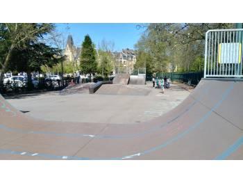 Skatepark Malraux