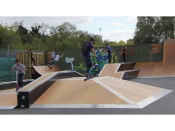 Skatepark de la Baumette
