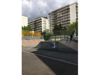 Skatepark Emile Lepeu
