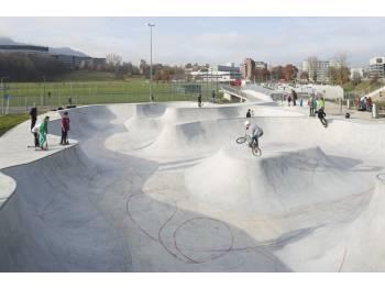 Skatepark de Zurich