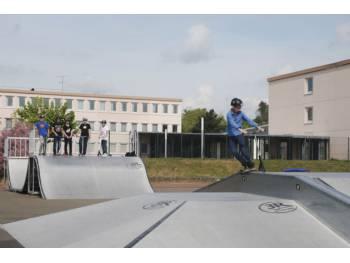 Skatepark du Chesnay