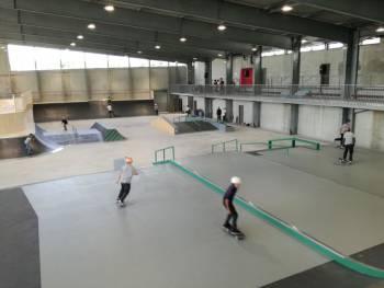 Skatepark Biarritz Lassosalai Skate Club
