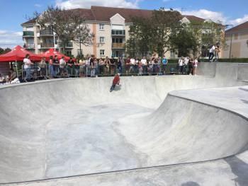 Skatepark de Cergy