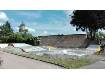 Skatepark de Luzy