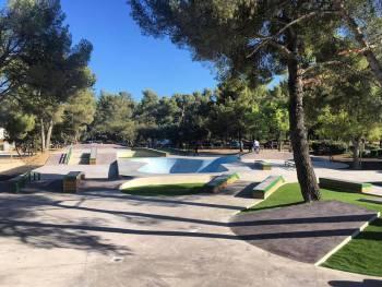 Skatepark de Cabriès