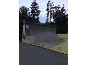 Skatepark de la Rotonde - Cronenbourg de Strasbourg