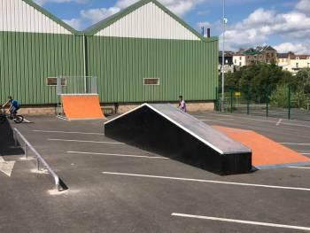 Skatepark de Revin