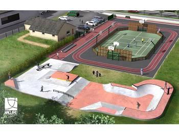 Skatepark de Cordemais