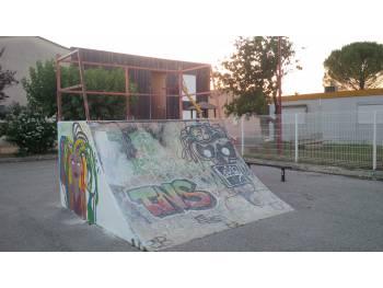 Skatepark de Salindres