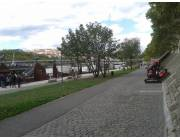 Via Rhona à Lyon (Campus de la Doua - Parc Miribel Jonage)
