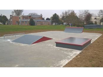 Skatepark de Saint Jean