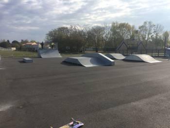 Skatepark de Chauray