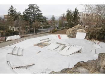 Skateplazza de Lancy