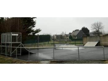 Skatepark de l'Hermitage