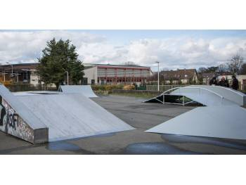 Skatepark de Morangis