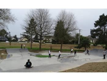 Skatepark de Guipry-Messac