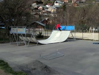 Skatepark de Valloire