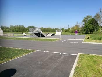 Skatepark de Lumes