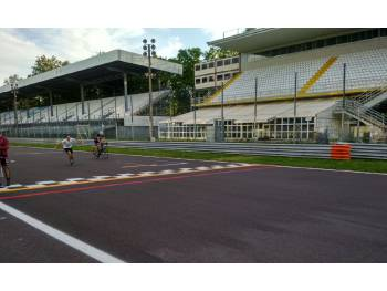 Royal park de Monza (photo : Fila)