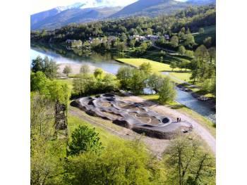 Pumptrack du lac de Genos - Loudenvielle