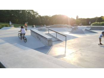 Skatepark Léo Lagrange de Reims