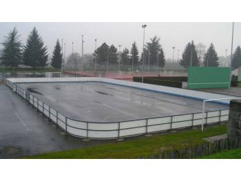 Terrain de hockey