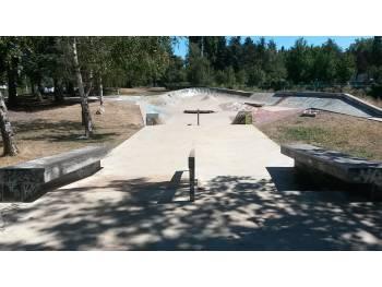 Skatepark de Saint-Étienne (Merci à Marek V.)