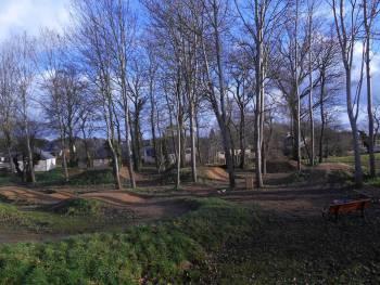 Bike-park de Goudelin