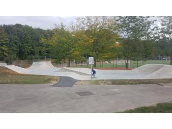 Skatepark de Cailloux-sur-fontaines
