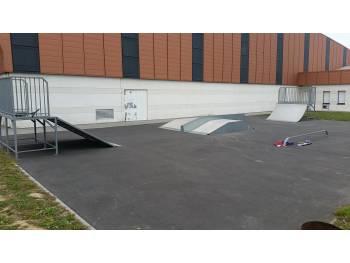 Skatepark d'Octeville-dur-Mer