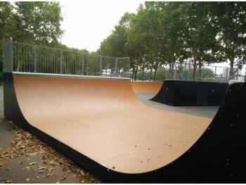 Skatepark d'Asnières
