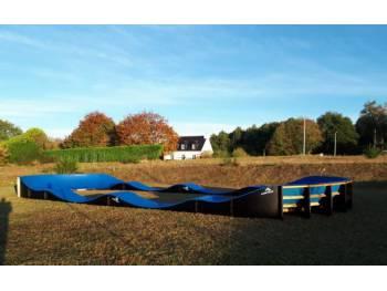 Pumptrack de Bieuzy-les-eaux