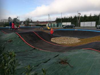 Pumptrack de Stuckange