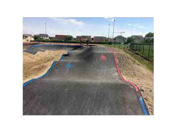 Pumptrack de Saint-Brice-Courcelles